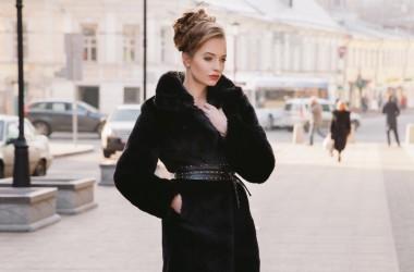 Анна Манчини, дом меховой моды